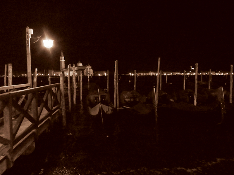 Venice by Night.